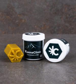 Canna Climb - CBD tuhý balzam </p>